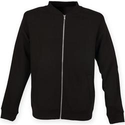 Textiel Heren Wind jackets Skinni Fit SF511 Zwart