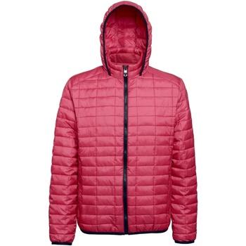 Textiel Heren Dons gevoerde jassen 2786 TS023 Rood