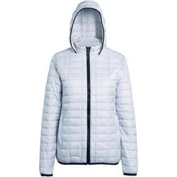 Textiel Heren Dons gevoerde jassen 2786 TS023 Wit