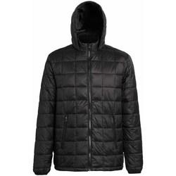 Textiel Heren Dons gevoerde jassen 2786 TS025 Zwart