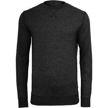 Textiel Heren Truien Build Your Brand BY010 Zwart