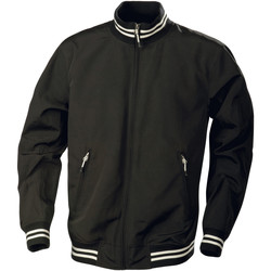 Textiel Heren Wind jackets Harvest HR052 Zwart