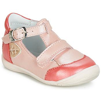 Schoenen Meisjes Ballerina's GBB ZENNIA Roze