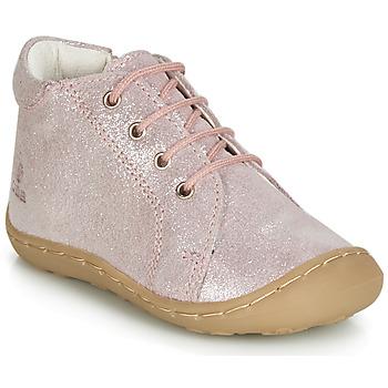 Schoenen Meisjes Hoge sneakers GBB VEDOFA Roze