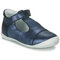Schoenen Meisjes Ballerina's GBB MERCA Blauw