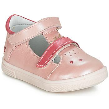 Schoenen Meisjes Ballerina's GBB ARAMA Roze