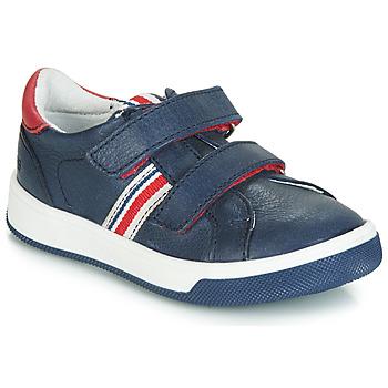 Schoenen Jongens Lage sneakers GBB NEVIS Blauw