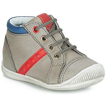 Schoenen Jongens Hoge sneakers GBB TARAVI Zwart