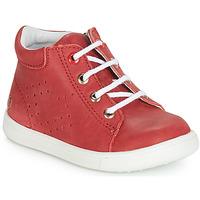 Schoenen Jongens Hoge sneakers GBB FOLLIO Rood