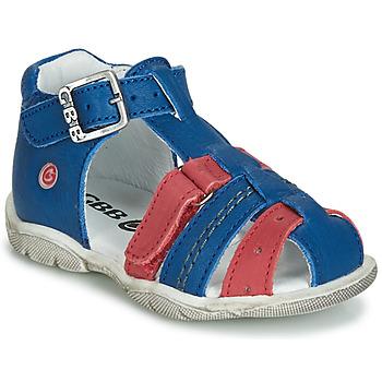 Schoenen Jongens Hoge sneakers GBB ARIGO Vte / Blauw-rood / Dpf / Filou