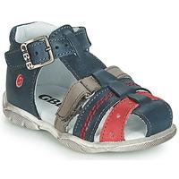 Schoenen Jongens Sandalen / Open schoenen GBB ARIGO Blauw