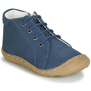 Schoenen Jongens Laarzen GBB FREDDO Blauw