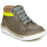 Schoenen Jongens Hoge sneakers GBB QUITO Grijs