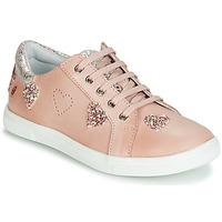 Schoenen Meisjes Lage sneakers GBB ASTOLA Roze