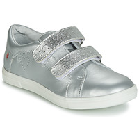 Schoenen Meisjes Lage sneakers GBB BALOTA Zilver