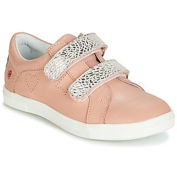 Schoenen Meisjes Lage sneakers GBB BALOTA Roze