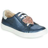 Schoenen Meisjes Lage sneakers GBB MUTA Marine