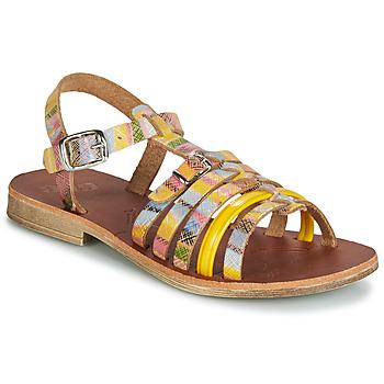 Schoenen Meisjes Sandalen / Open schoenen GBB BANGKOK Multi