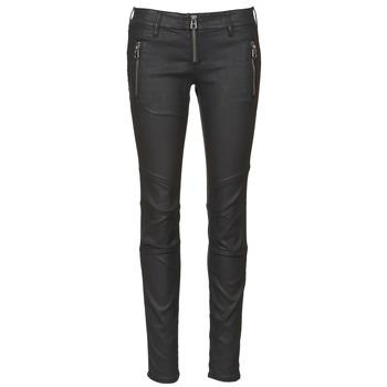 Textiel Dames Skinny jeans Replay ROLETTE Zwart