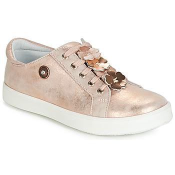 Schoenen Meisjes Lage sneakers Catimini CRISTOL Roze