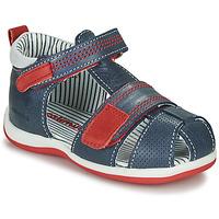 Schoenen Jongens Sandalen / Open schoenen Catimini BALIMO Vts / Marine / Dpf / Clio