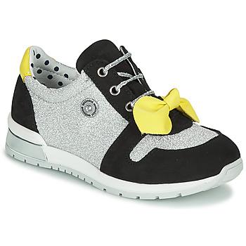 Schoenen Meisjes Lage sneakers Catimini BANJO Grijs