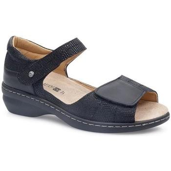 Schoenen Dames Sandalen / Open schoenen Calzamedi FASHIO BLACK
