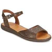 Schoenen Dames Sandalen / Open schoenen Kickers HYPSY Bruin