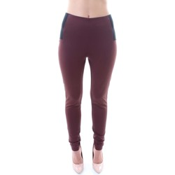 Textiel Dames Cargobroek Manila Grace P037NU Brown