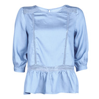Textiel Dames Tops / Blousjes Betty London KOCLE Blauw