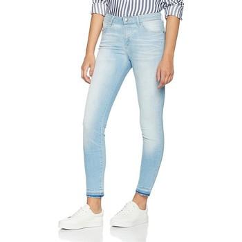 Textiel Dames Skinny Jeans Wrangler Skinny Sunkissed W28KLE86K blue