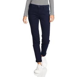 Textiel Dames Skinny jeans Lee ® Chino Herringbone 310YKMF blue