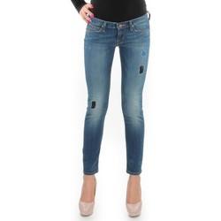 Textiel Dames Skinny Jeans Lee Lynn Skinny L357DNXA blue