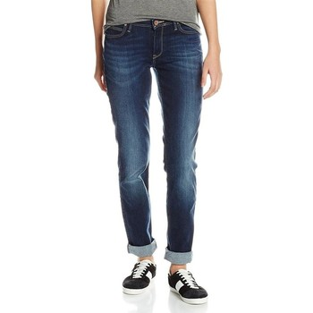 Textiel Dames Skinny jeans Lee ® Emlyn Night Porter 370GCIU blue