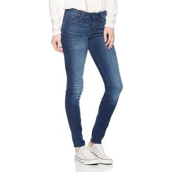 Textiel Dames Skinny jeans Lee Scarlett Skinny L526AIFB blue