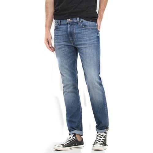 Textiel Dames Skinny jeans Lee Rider L701ACDK blue