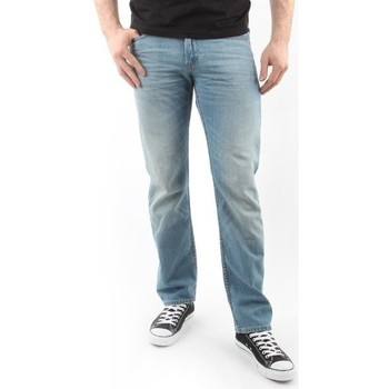 Textiel Heren Straight jeans Lee Blake L730DEAX blue
