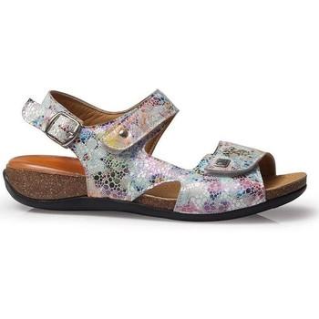 Schoenen Dames Sandalen / Open schoenen Calzamedi CEDRINA VEELKLEURIG