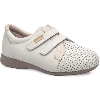 Schoenen Dames Nette schoenen Calzamedi DUBBEL COMFORTABEL SCHOEN BEIGE