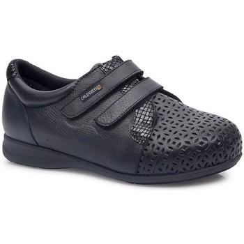 Schoenen Dames Nette schoenen Calzamedi DUBBEL COMFORTABEL SCHOEN ZWART