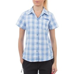 Textiel Dames Overhemden Regatta Tiro Vivid Viola RWS025-48V blue