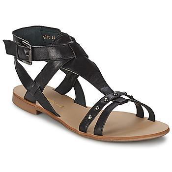 Schoenen Dames Sandalen / Open schoenen Casual Attitude JOSPRO Zwart