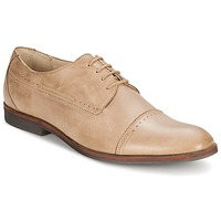 Schoenen Heren Derby Carlington PURP Beige