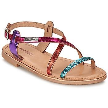 Schoenen Meisjes Sandalen / Open schoenen Les Tropéziennes par M Belarbi BALADIN Multi