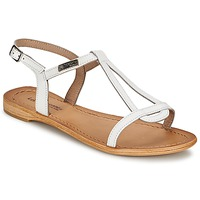 Schoenen Dames Sandalen / Open schoenen Les Tropéziennes par M Belarbi HAMESS Wit