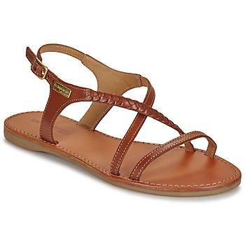 Schoenen Dames Sandalen / Open schoenen Les Tropéziennes par M Belarbi HANANO Tan