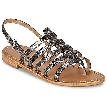 Schoenen Dames Sandalen / Open schoenen Les Tropéziennes par M Belarbi HERCRIS Zilver