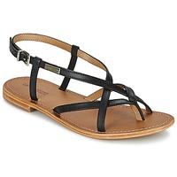 Schoenen Dames Sandalen / Open schoenen Les Tropéziennes par M Belarbi HIBOUX Zwart