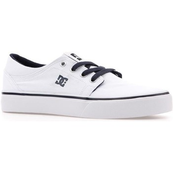 Schoenen Kinderen Lage sneakers DC Shoes DC Trase TX ADBS300084-WNY white