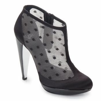 Schoenen Dames Low boots Azzaro INTERLUDE Zwart